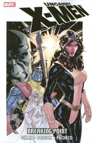 UNCANNY X-MEN BREAKING POINT GRAPHIC NOVEL