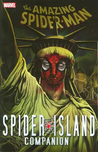 SPIDER-MAN SPIDER-ISLAND COMPANION GRAPHIC NOVEL
