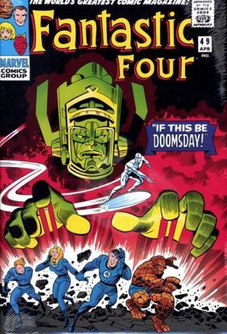 FANTASTIC FOUR OMNIBUS VOLUME 2 HARDCOVER