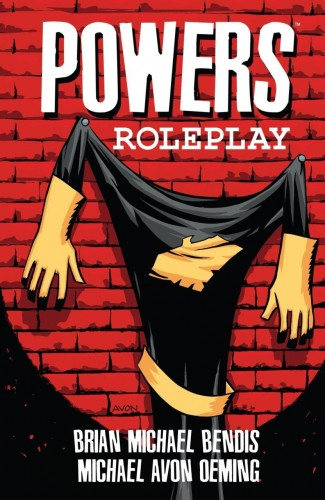 POWERS VOLUME 2 ROLEPLAY GRAPHIC NOVEL