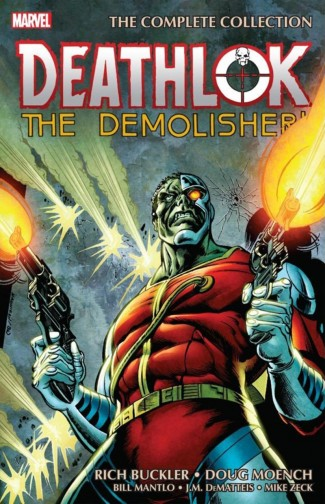 DEATHLOK THE DEMOLISHER THE COMPLETE COLLECTION GRAPHIC NOVEL