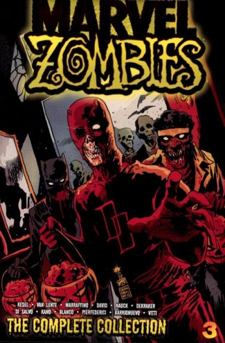 MARVEL ZOMBIES COMPLETE COLLECTION VOLUME 3 GRAPHIC NOVEL