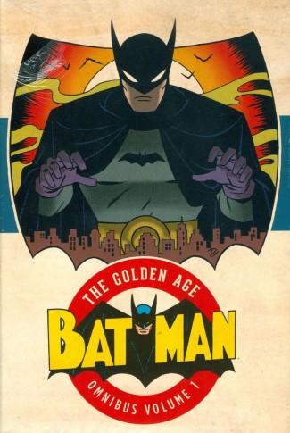 BATMAN THE GOLDEN AGE OMNIBUS VOLUME 1 HARDCOVER