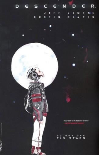 DESCENDER VOLUME 1 TIN STARS GRAPHIC NOVEL