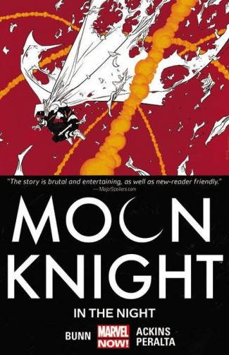 MOON KNIGHT VOLUME 3 IN THE NIGHT GRAPHIC NOVEL