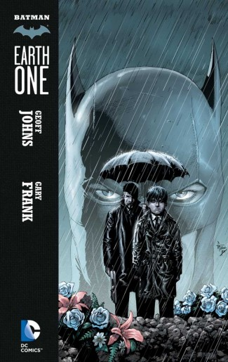 BATMAN EARTH ONE VOLUME 1 GRAPHIC NOVEL