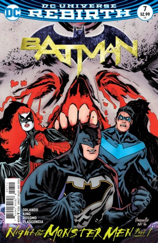 BATMAN #7 (2016 SERIES)
