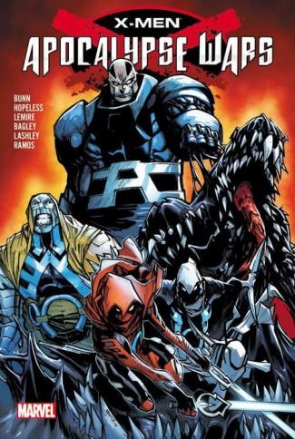 X-MEN APOCALYPSE WARS HARDCOVER