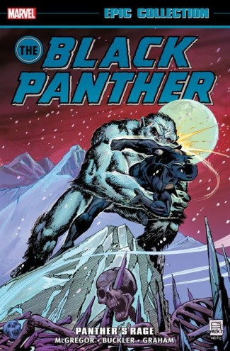 BLACK PANTHER EPIC COLLECTION PANTHERS RAGE GRAPHIC NOVEL