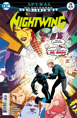 NIGHTWING #28 (2016 SERIES)