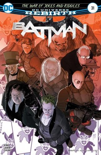 BATMAN #31 (2016 SERIES)