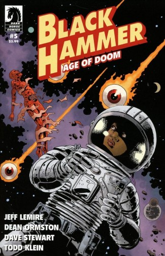 BLACK HAMMER AGE OF DOOM #5