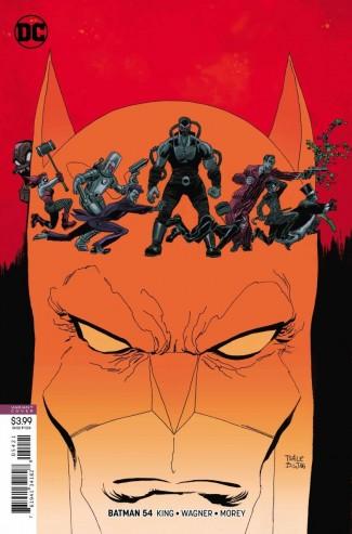 BATMAN #54 (2016 SERIES) VARIANT