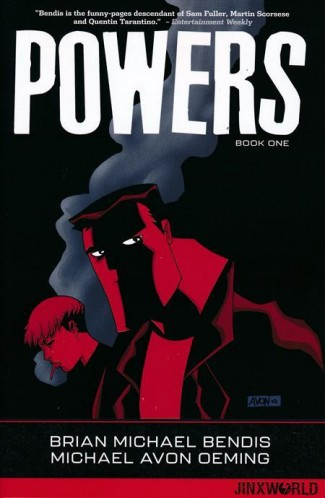 POWERS BOOK 1 GRAPHIC NOVEL (NEW EDITION)