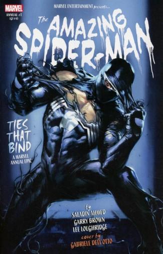 AMAZING SPIDER-MAN ANNUAL #1 (2018 SERIES) DELLOTTO VARIANT