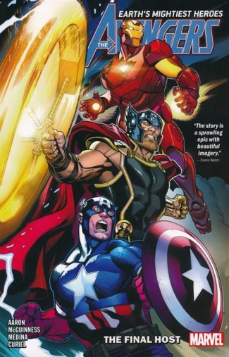 AVENGERS BY JASON AARON VOLUME 1 FINAL HOST GRAPHIC NOVEL
