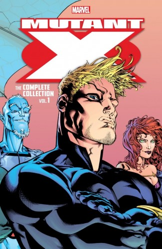 MUTANT X THE COMPLETE COLLECTION VOLUME 1 GRAPHIC NOVEL