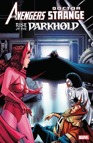 AVENGERS DOCTOR STRANGE RISE OF DARKHOLD GRAPHIC NOVEL