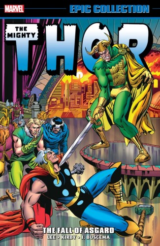 THOR EPIC COLLECTION THE FALL OF ASGARD GRAPHIC NOVEL