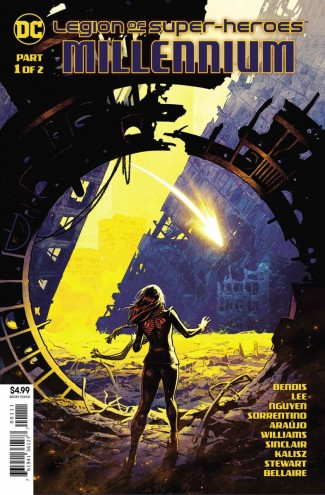 LEGION OF SUPER HEROES MILLENNIUM #1