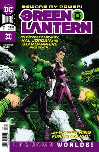GREEN LANTERN #11 (2018 SERIES)