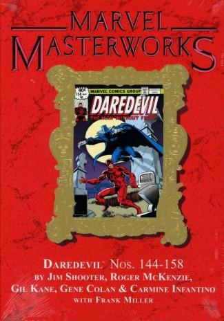 MARVEL MASTERWORKS DAREDEVIL VOLUME 14 DM VARIANT #285 EDITION HARDCOVER