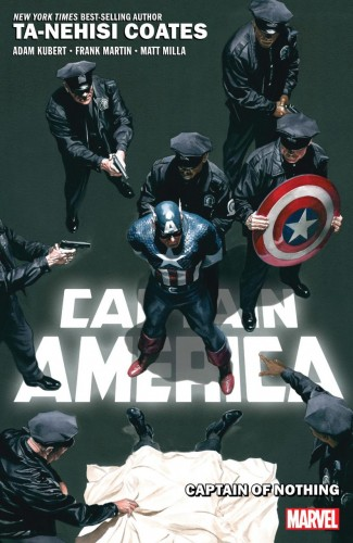 CAPTAIN AMERICA BY TA-NEHISI COATES VOLUME 2 CAPTAIN OF NOTHING GRAPHIC NOVEL