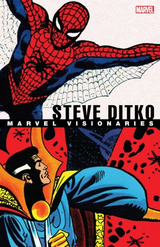 MARVEL VISIONARIES STEVE DITKO GRAPHIC NOVEL