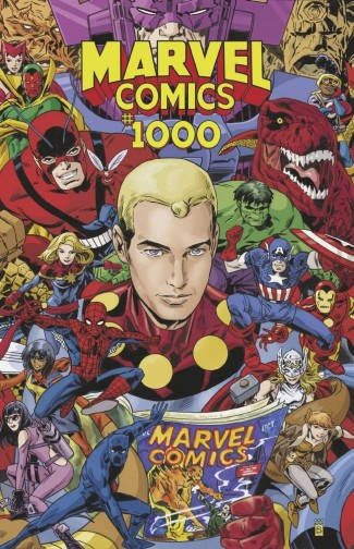 MARVEL COMICS #1000 2ND PRINTING