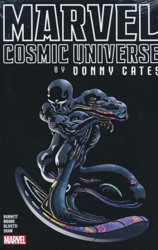 MARVEL COSMIC UNIVERSE BY DONNY CATES OMNIBUS VOLUME 1 MOORE DM HARDCOVER