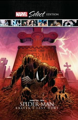 SPIDER-MAN KRAVENS LAST HUNT MARVEL SELECT HARDCOVER