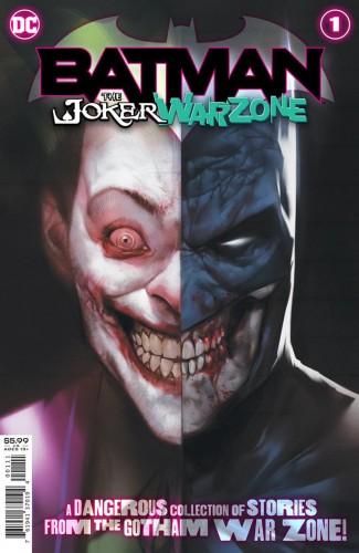 BATMAN THE JOKER WAR ZONE #1