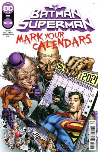 BATMAN SUPERMAN #22 (2019 SERIES)