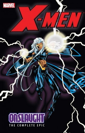 X-MEN BOOK 3 THE COMPLETE ONSLAUGHT EPIC GRAPHIC NOVEL