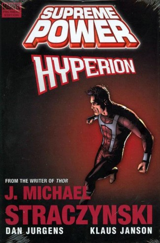 SUPREME POWER HYPERION HARDCOVER
