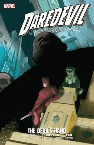 DAREDEVIL THE DEVILS HAND GRAPHIC NOVEL