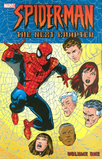 SPIDER-MAN NEXT CHAPTER VOLUME 1 GRAPHIC NOVEL