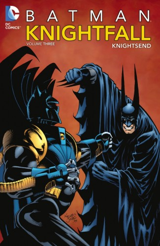 BATMAN KNIGHTFALL VOLUME 3 KNIGHTSEND GRAPHIC NOVEL
