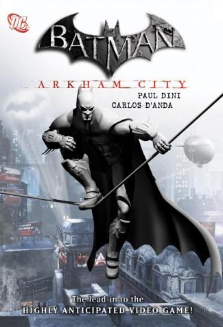 BATMAN ARKHAM CITY GRAPHIC NOVEL