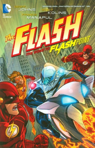 FLASH VOLUME 2 THE ROAD TO FLASHPOINT GRAPHIC NOVEL