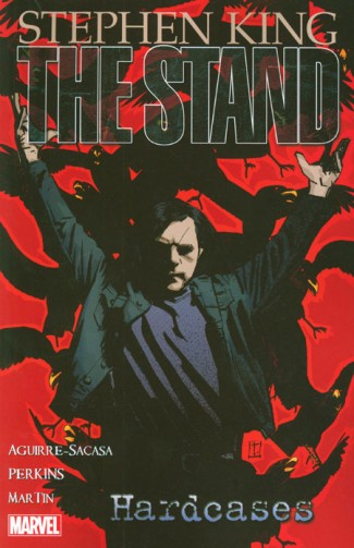 THE STAND VOLUME 4 HARDCASES GRAPHIC NOVEL
