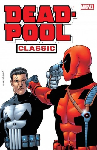 DEADPOOL CLASSIC VOLUME 7 GRAPHIC NOVEL