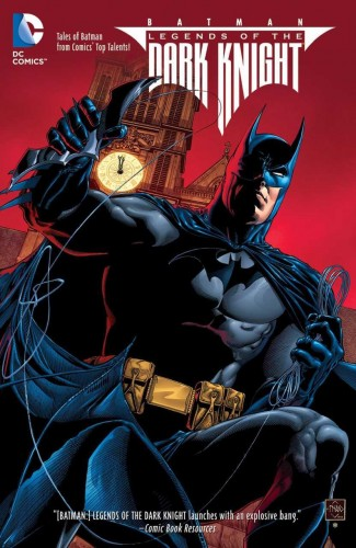 BATMAN LEGENDS OF THE DARK KNIGHT VOLUME 1 GRAPHIC NOVEL