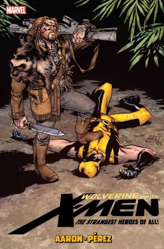 WOLVERINE AND THE X-MEN BY JASON AARON VOLUME 6 GRAPHIC NOVEL