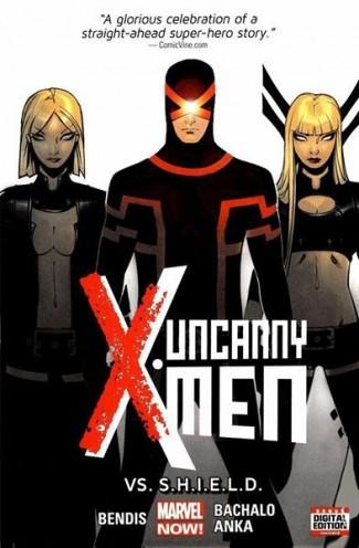UNCANNY X-MEN VOLUME 4 VS SHIELD HARDCOVER