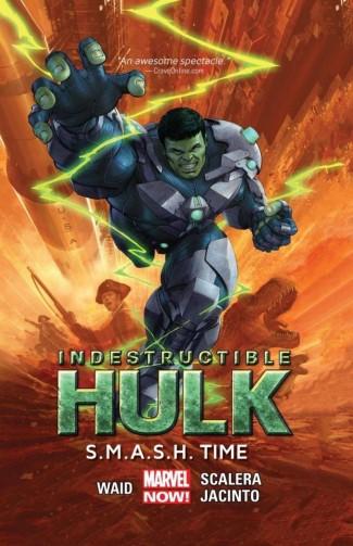 INDESTRUCTIBLE HULK VOLUME 3 SMASH TIME GRAPHIC NOVEL
