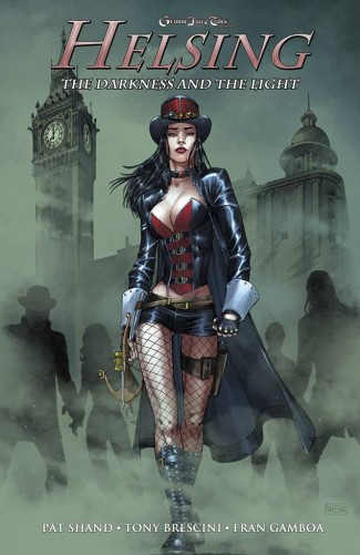GRIMM FAIRY TALES HELSING GRAPHIC NOVEL