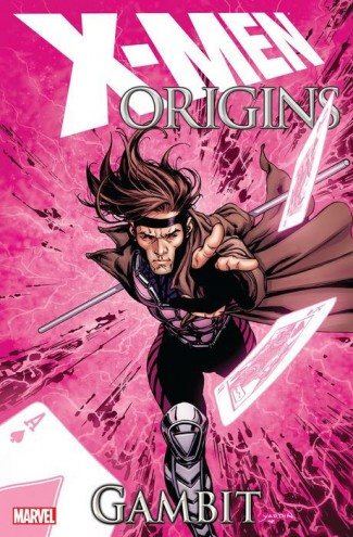 X-MEN ORIGINS GAMBIT GRAPHIC NOVEL