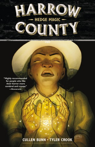 HARROW COUNTY VOLUME 6 HEDGE MAGIC GRAPHIC NOVEL