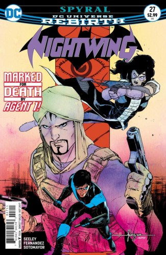 NIGHTWING #27 (2016 SERIES)